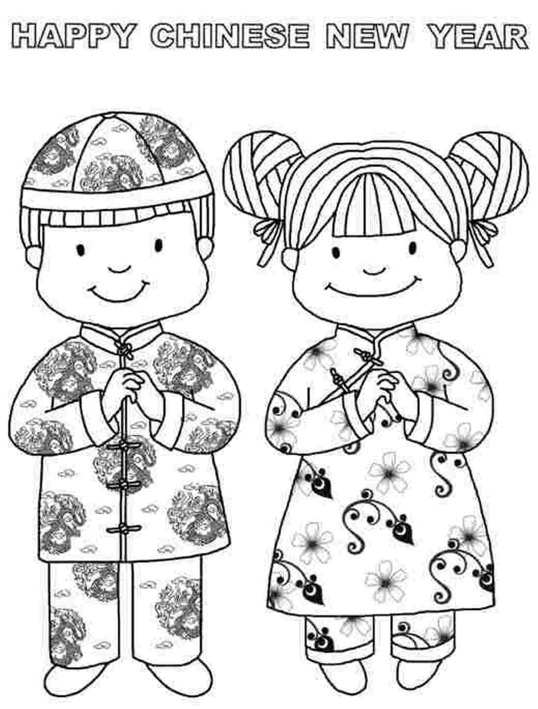 chinese coloring chinese new year coloring pages coloring chinese