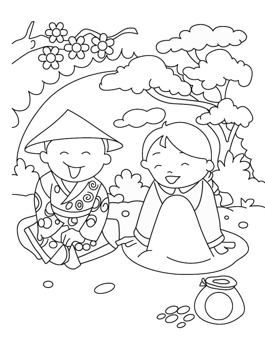 chinese coloring chinese new year coloring pages free printable chinese coloring chinese