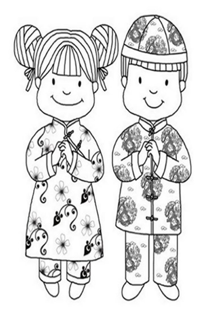 chinese colouring sheets chinese new year coloring page crayolacom sheets colouring chinese