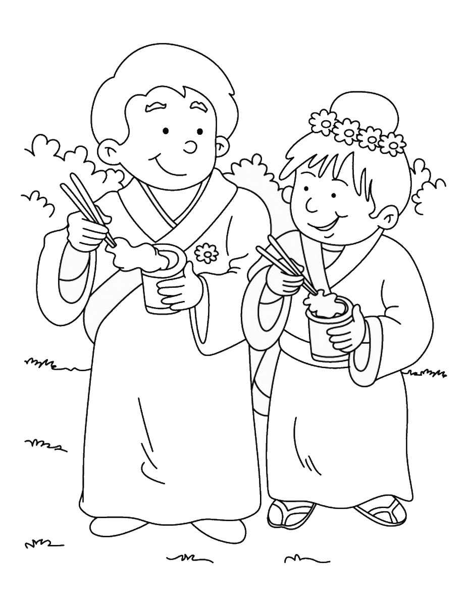chinese colouring sheets chinese new year coloring pages coloring home chinese colouring sheets