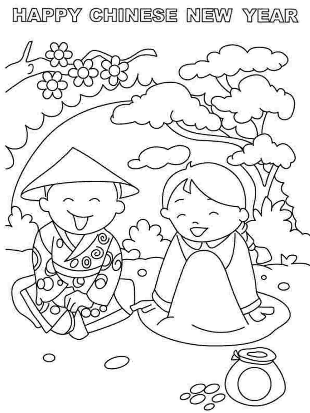 chinese colouring sheets chinese new year coloring pages to download and print for free sheets chinese colouring