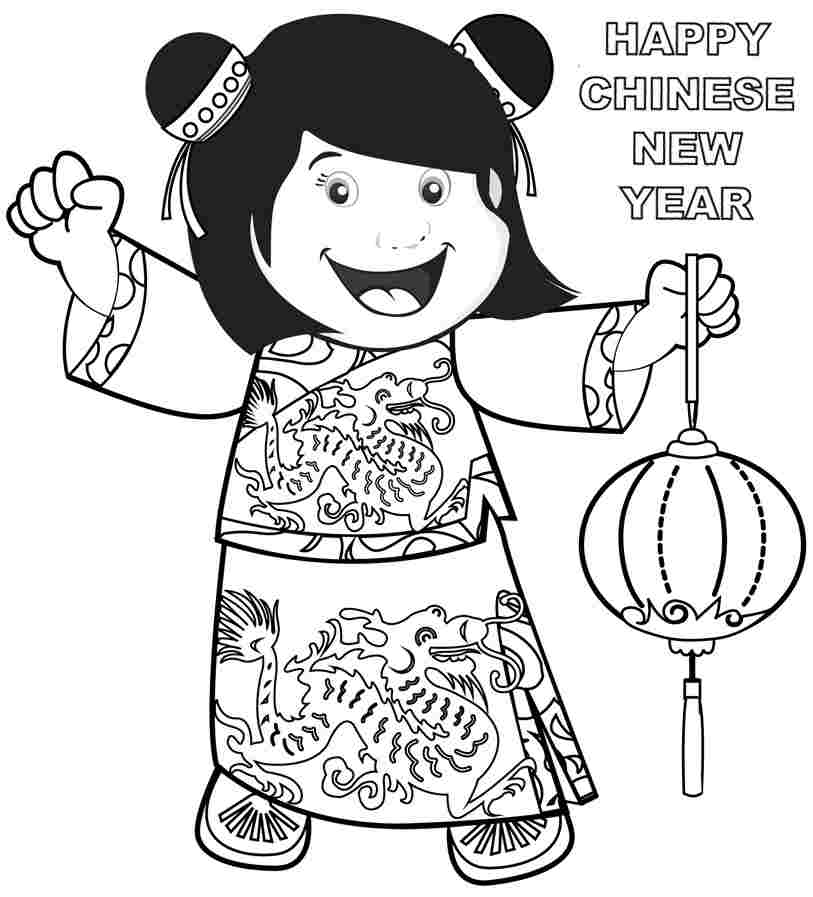 chinese colouring sheets chinese zodiac coloring pages coloring home colouring chinese sheets