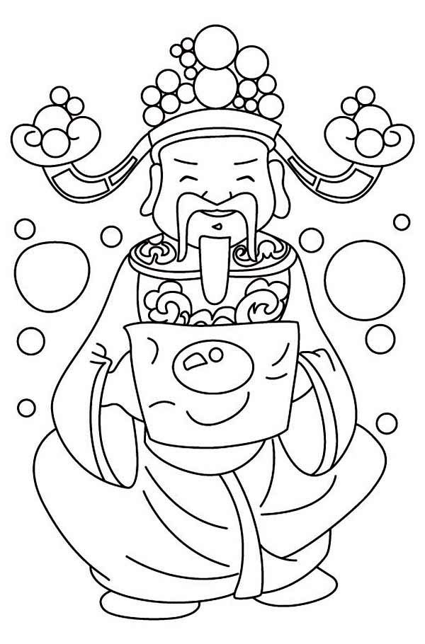 chinese colouring sheets printable chinese new year coloring pages for kids colouring sheets chinese 1 1