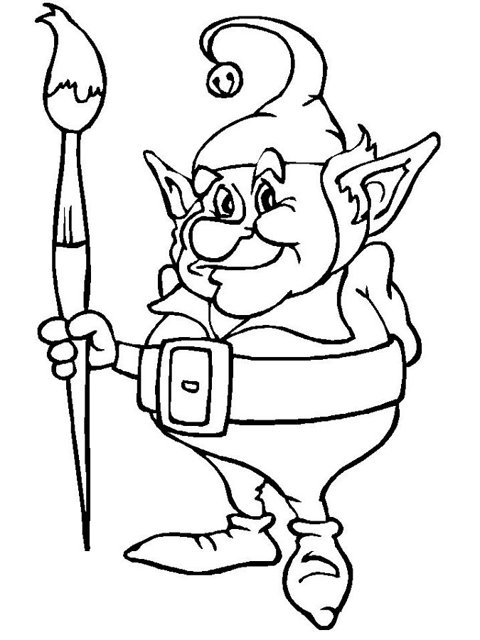 christmas coloring elf search results for santas elves coloring pages christmas coloring elf