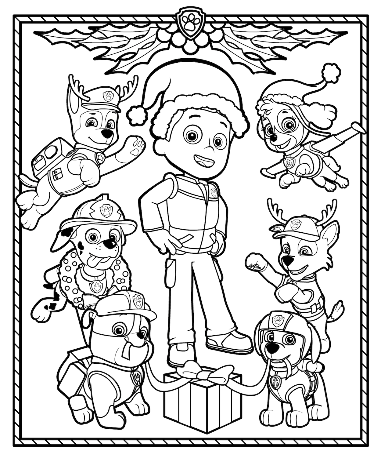 christmas coloring page doodl christmas wreath christmas adult coloring pages page coloring christmas