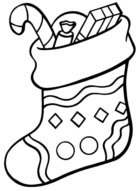 christmas coloring pages stocking coloring pages christmas stocking coloring home christmas stocking coloring pages