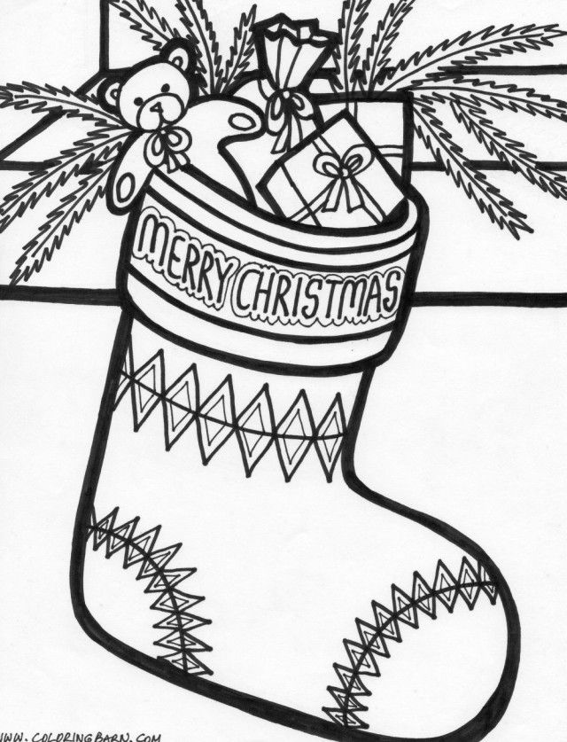 christmas coloring pages stocking cute and better christmas stocking coloring pages pages stocking coloring christmas