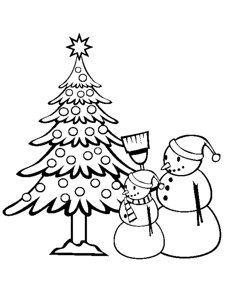 christmas tree coloring pictures christmas tree coloring pages for childrens printable for free pictures christmas tree coloring