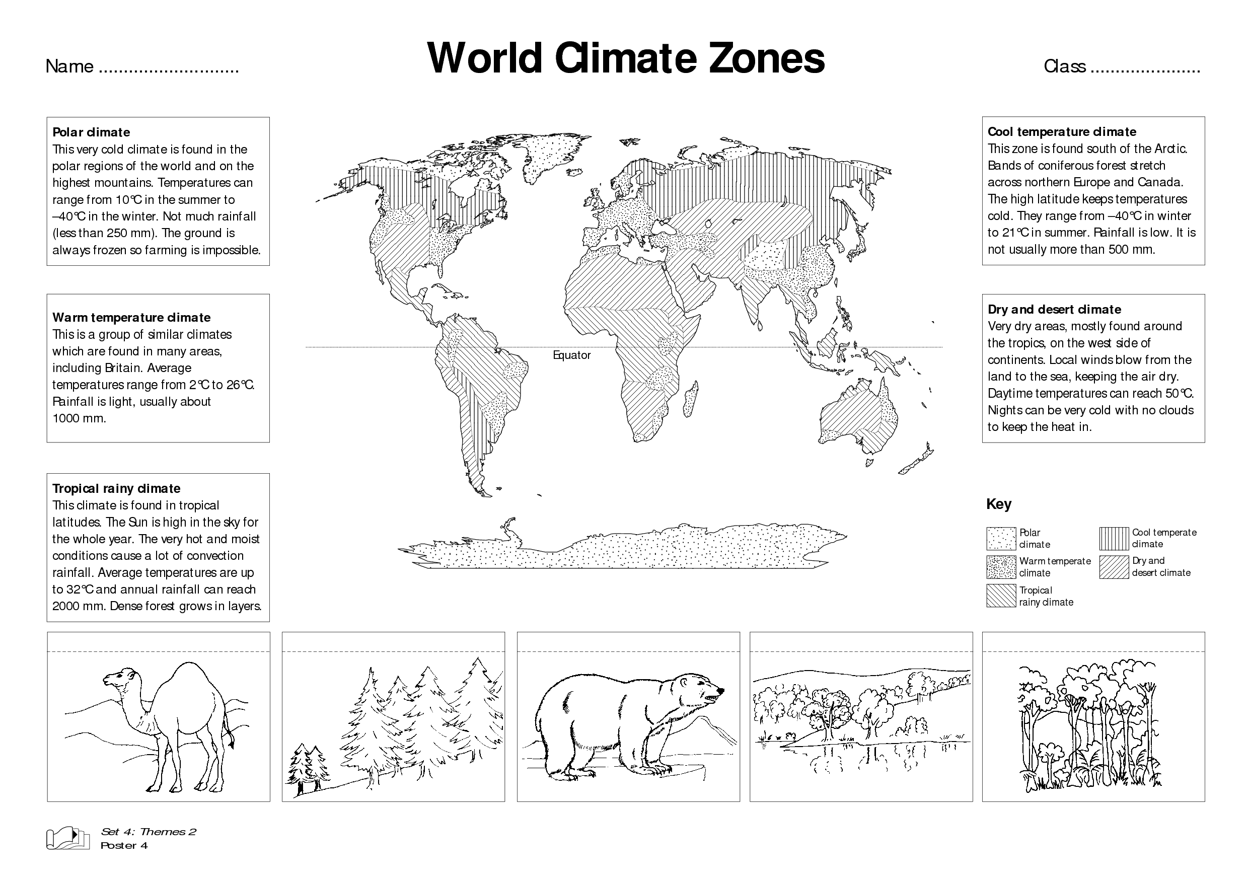 climate zone coloring map 5 best images of world climate zones worksheet world map coloring zone climate