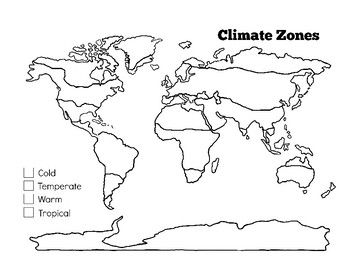 climate zone coloring map worksheetplacecom biomes color worksheets coloring pages coloring zone climate map