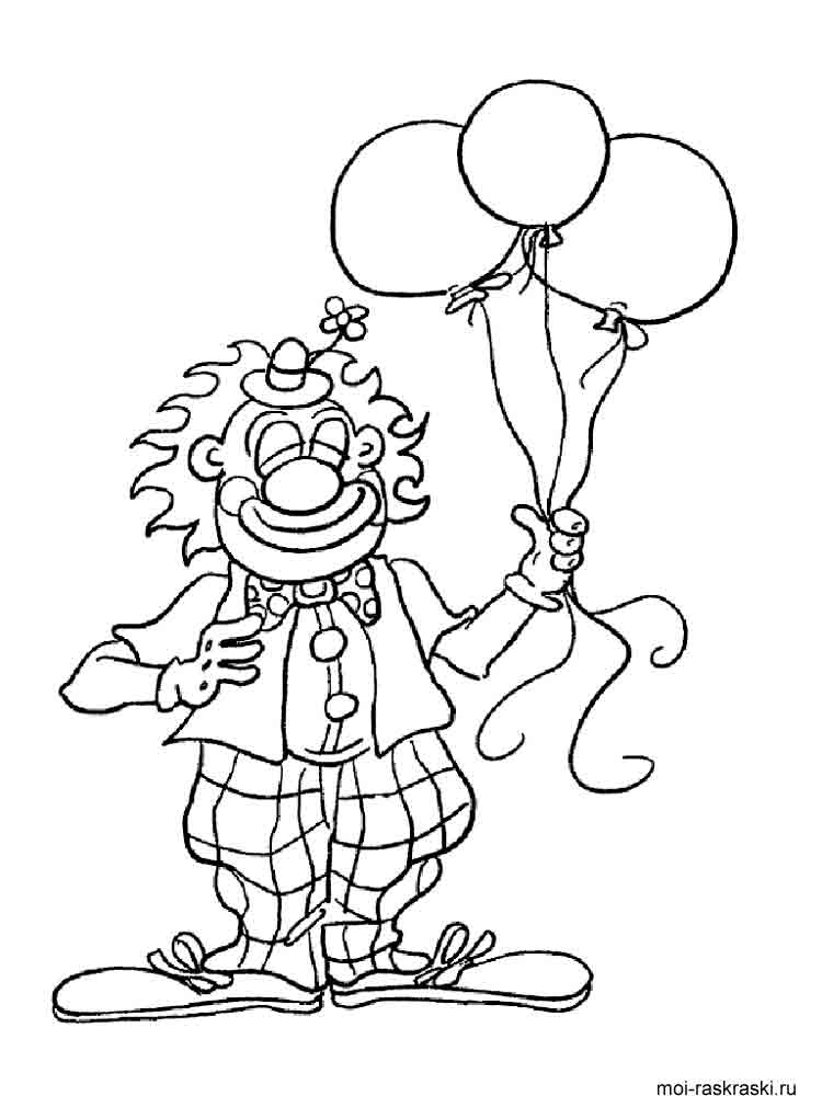 clown printable coloring pages clown coloring pages download and print clown coloring pages coloring clown pages printable