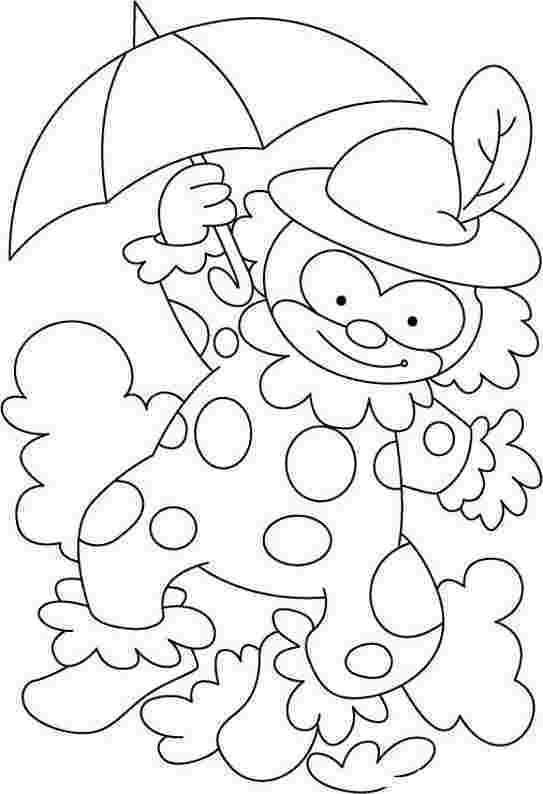 clown printable coloring pages clown coloring pages for kids coloring worksheets 3 pages clown coloring printable