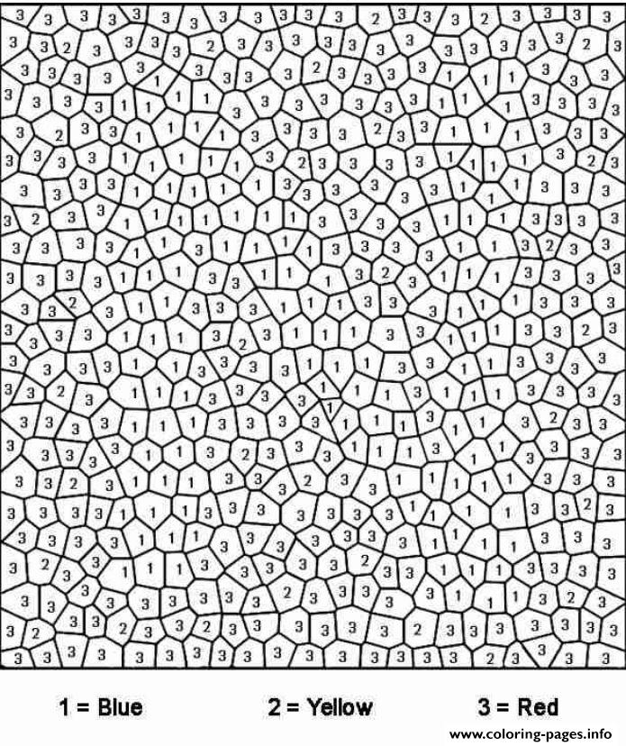 color by number pages for adults free printable color by number coloring pages best number by pages color for adults