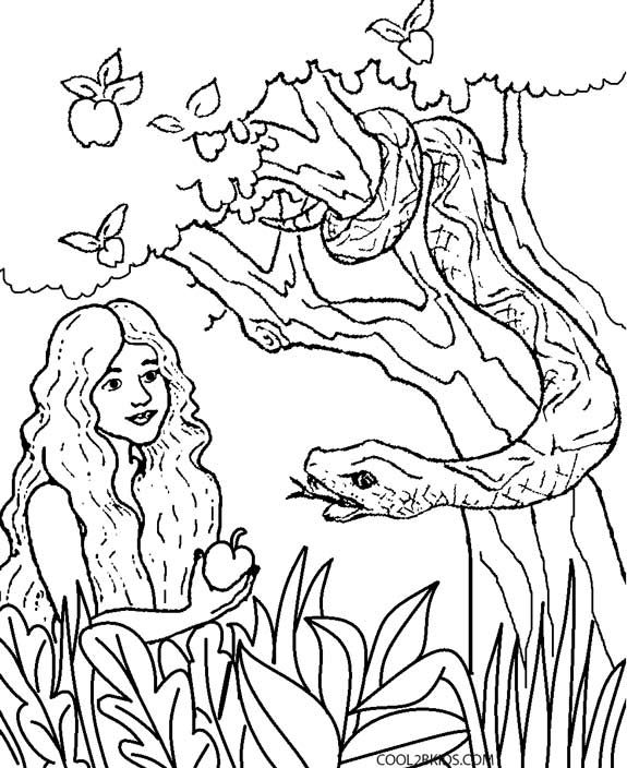 coloring adam and eve story for kids adam and eve bible coloring pages printable gallery for for coloring story and adam eve kids