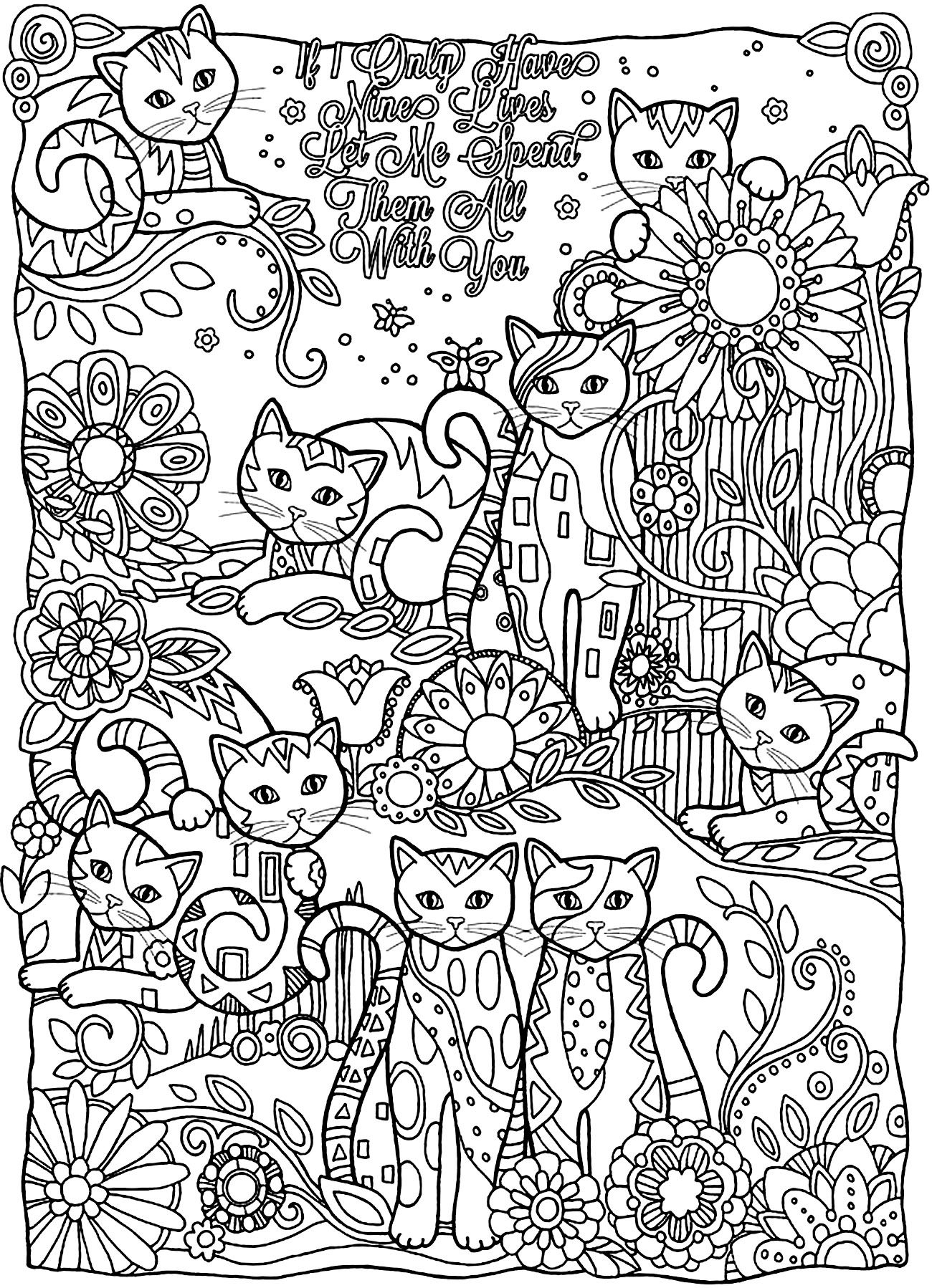 coloring adults pages cat coloring pages for adults best coloring pages for kids pages adults coloring