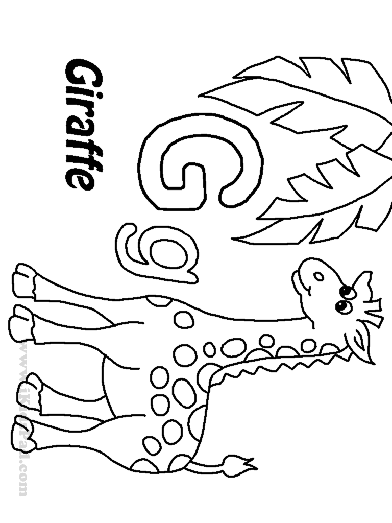 coloring alphabet g here39s a set of printable alphabet letters to download and g alphabet coloring