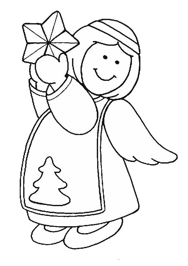 coloring angel basic angel coloring page coloring pages for all ages coloring angel