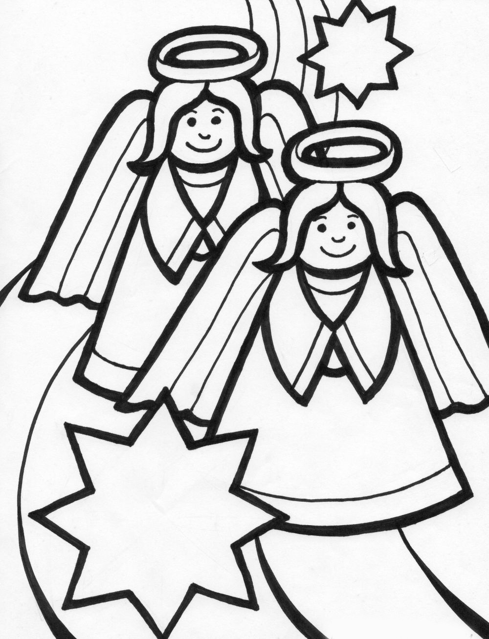 coloring angel christmas angel coloring pages coloring angel