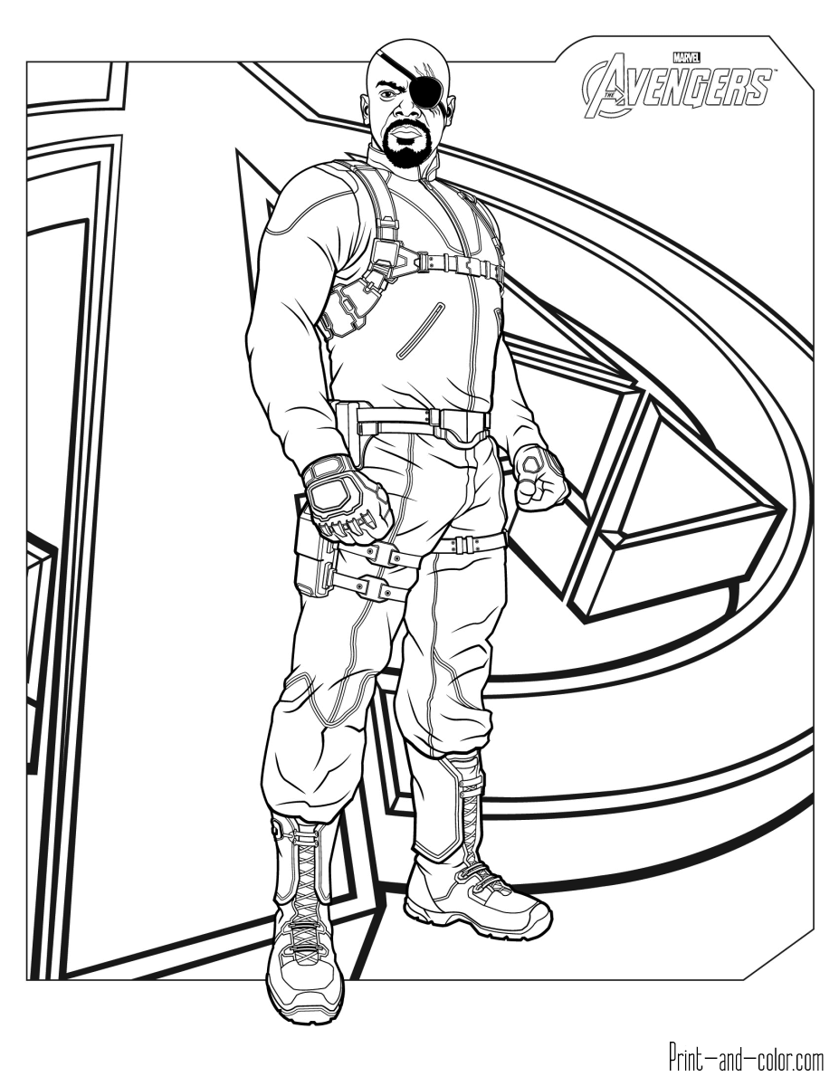 coloring avengers printables coloring page the avengers coloring avengers printables