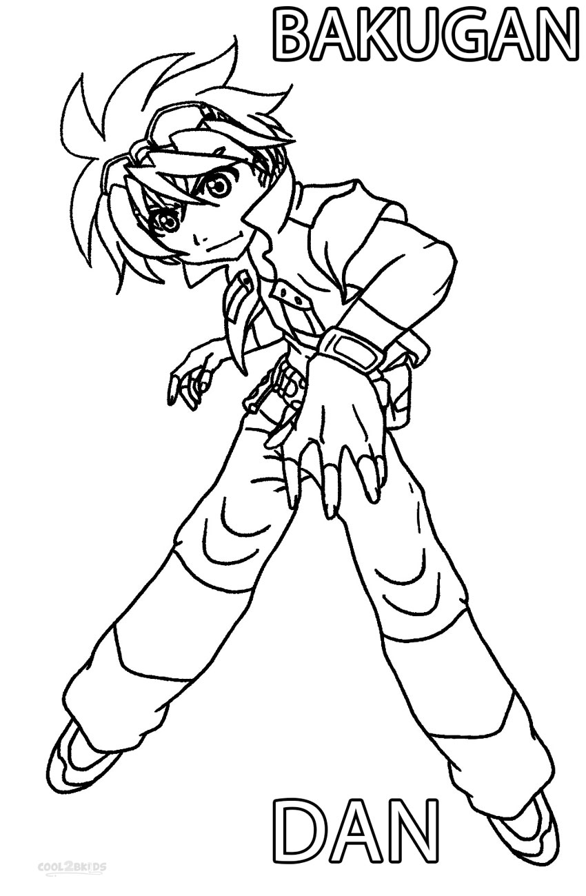 coloring bakugan free printable bakugan coloring pages for kids coloring bakugan