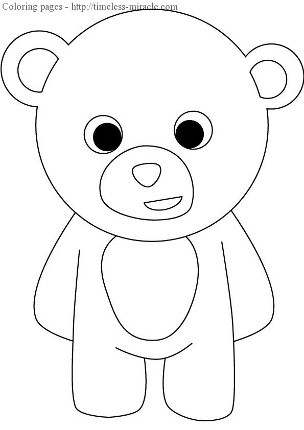 coloring bears baby bear coloring pages timeless miraclecom bears coloring