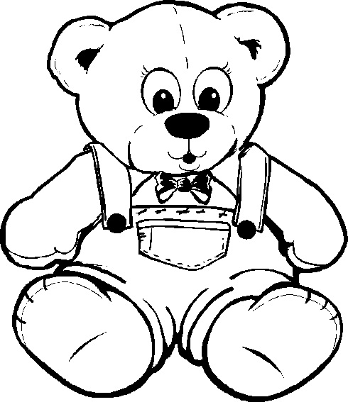 coloring bears free printable teddy bear coloring pages technosamrat coloring bears 1 1