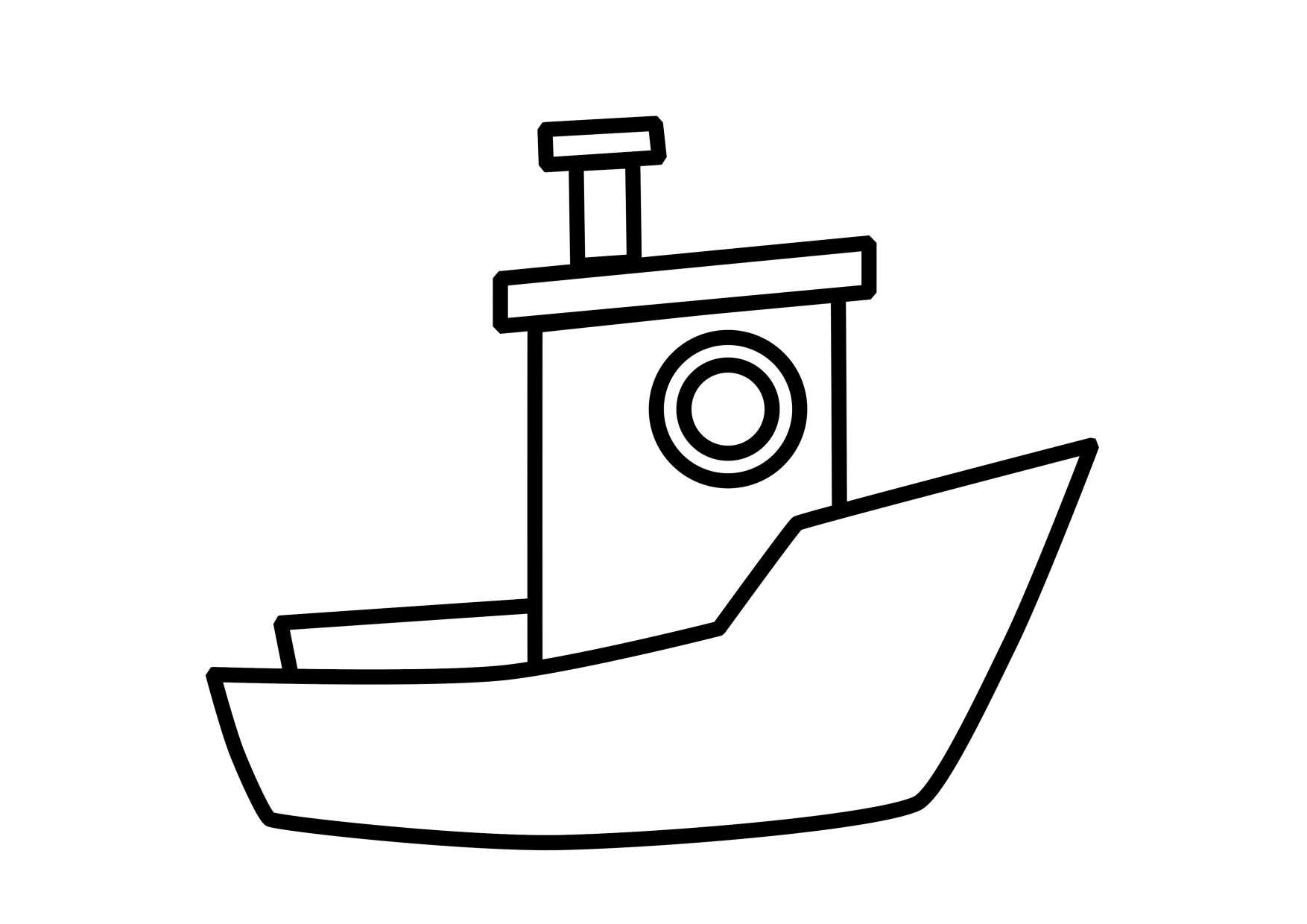 coloring boat for kids boat coloring pages to download and print for free kids boat for coloring