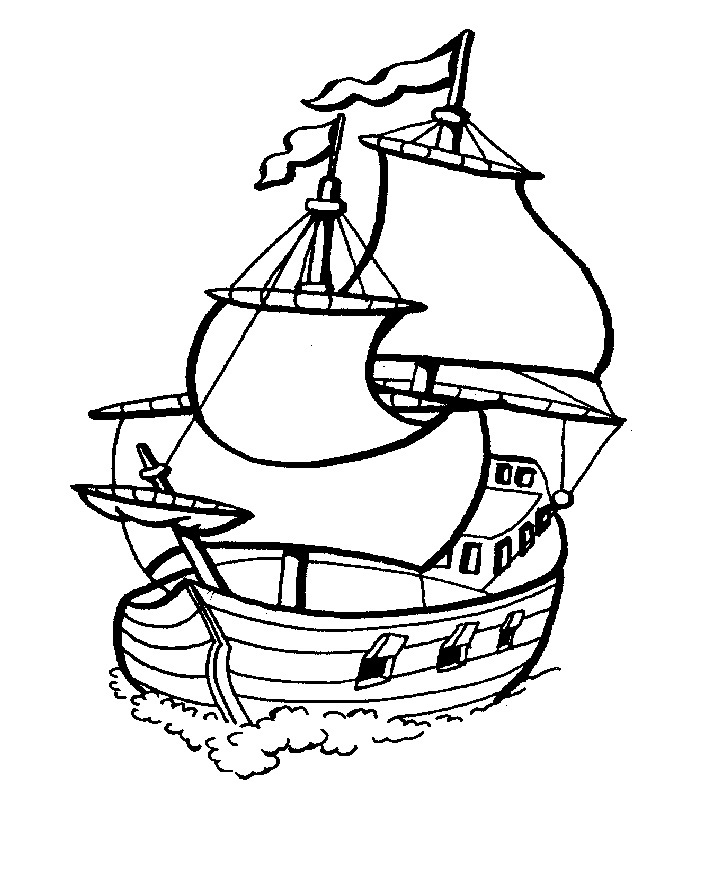 coloring boat for kids boat free coloring pages for kids 12 pics how to draw boat for kids coloring