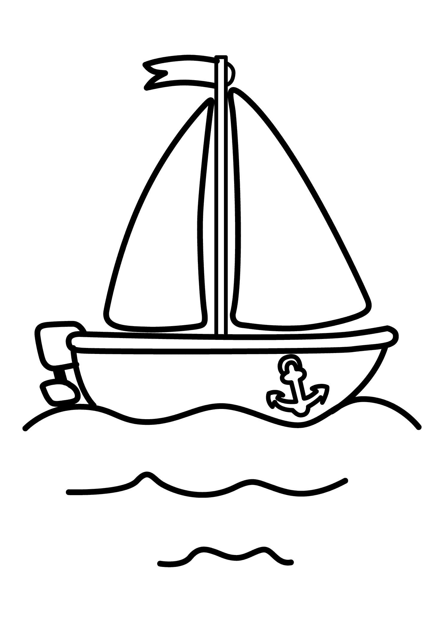 coloring boat for kids pirate ship coloring pages to download and print for free for kids boat coloring