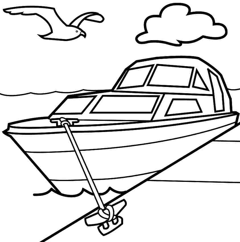 coloring boat for kids printable boat coloring pages for kids cool2bkids kids coloring boat for