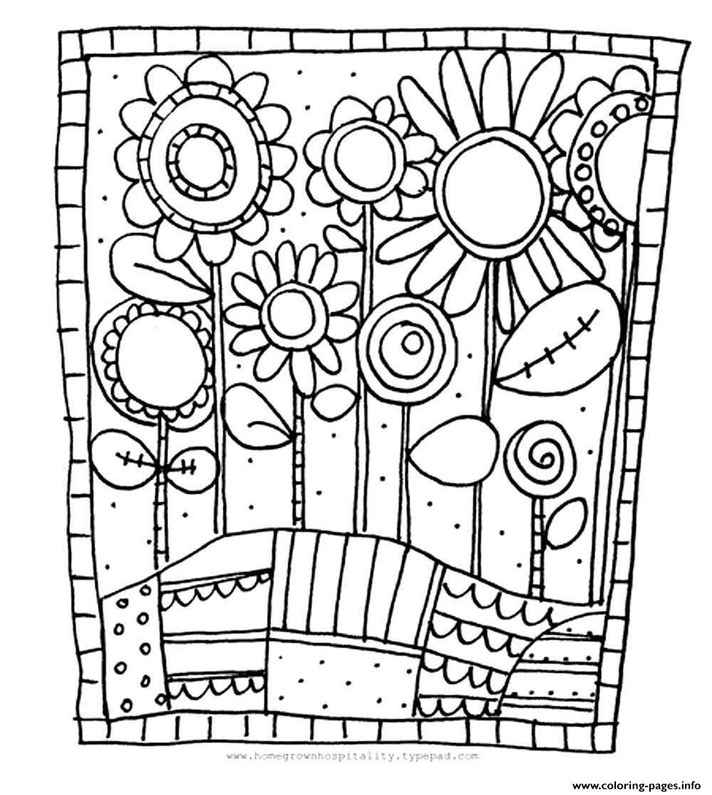 coloring book for adults easy coloring pages print adult simple flowers coloring adults easy for book coloring