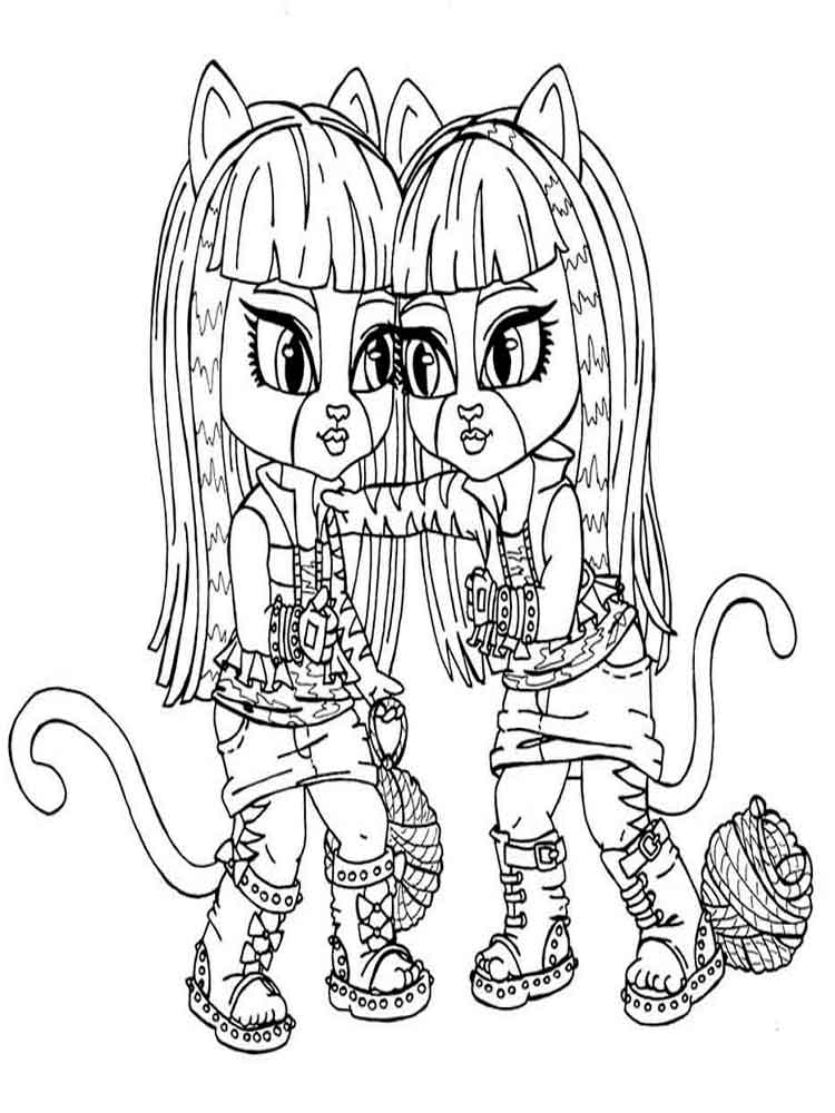 coloring book monster high monster high coloring pages download and print monster monster high coloring book