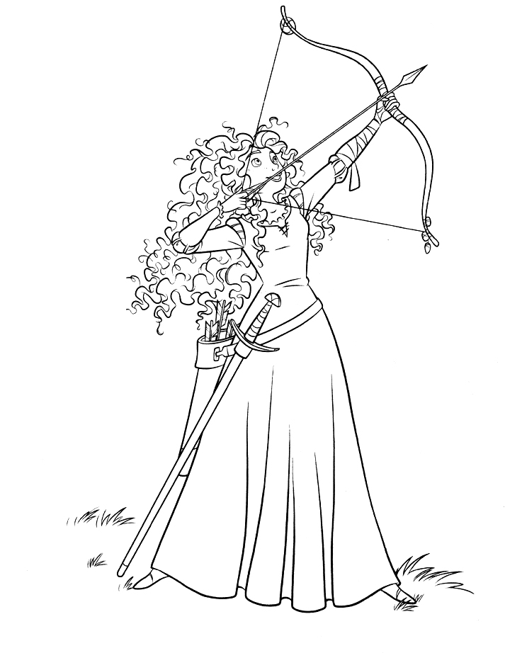 coloring brave brave coloring pages coloring pages to download and print brave coloring