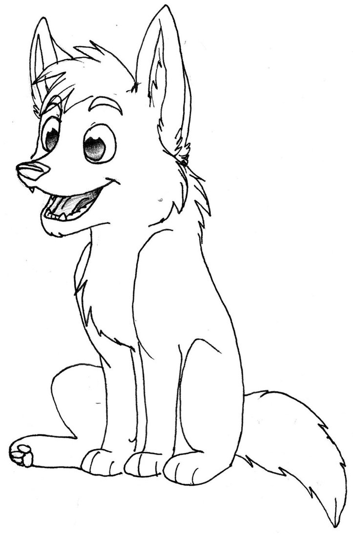 coloring cartoon wolf realistic wolf coloring pages to print coloring home coloring cartoon wolf