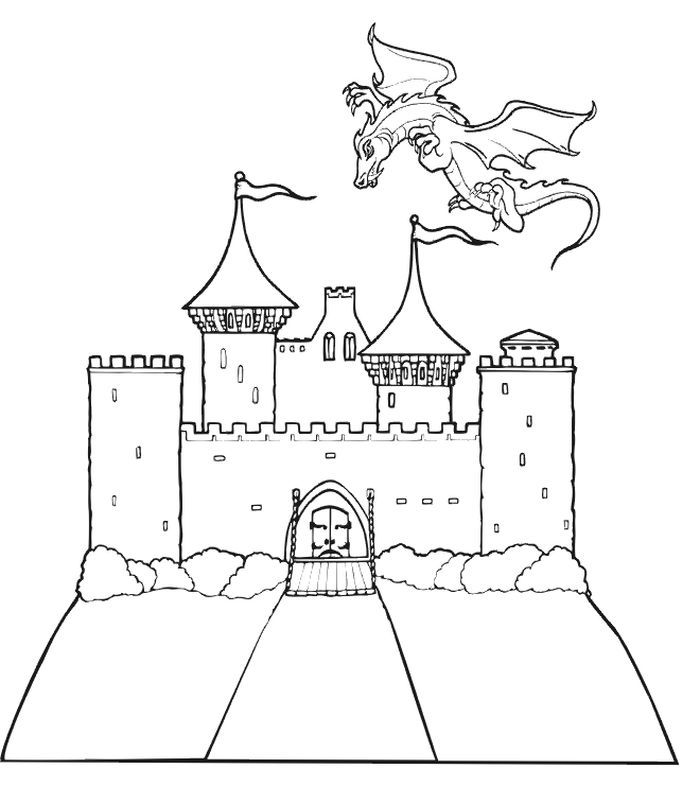 coloring castle letters worksheets for st basil39s cathedral google search castle letters coloring