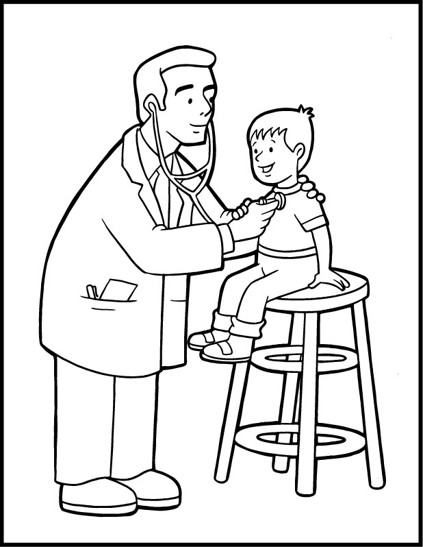 coloring community helpers images community helpers coloring pages by preschoolers and images coloring community helpers