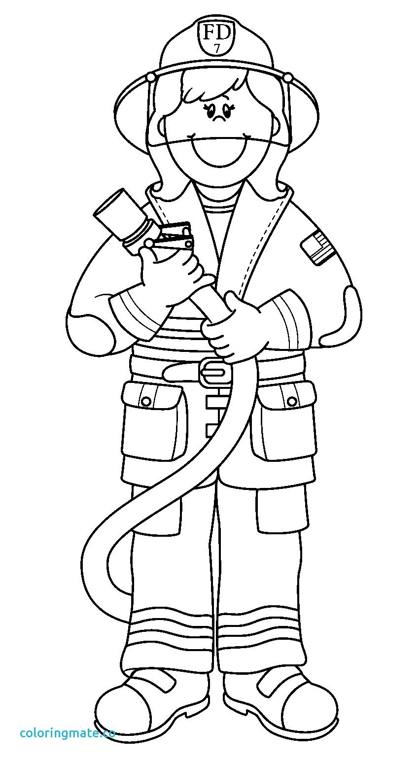 coloring community helpers images printable community helper coloring pages for kids images coloring helpers community 1 1