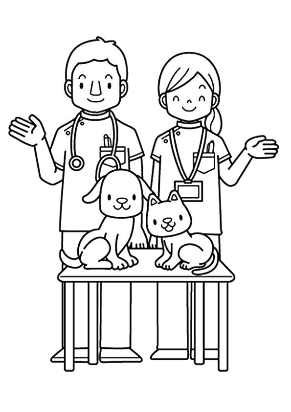 coloring community helpers images top 10 free printable community helpers coloring pages online community coloring images helpers