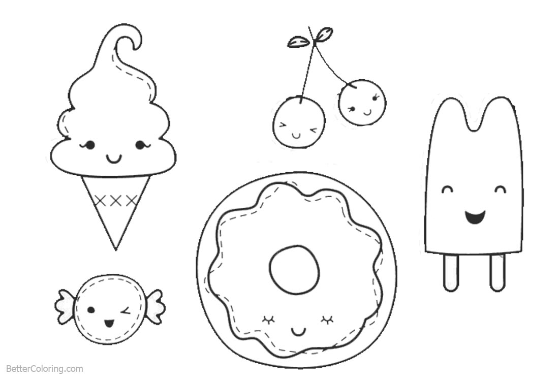 coloring cute food pictures food coloring pages coloringrocks coloring pictures food cute