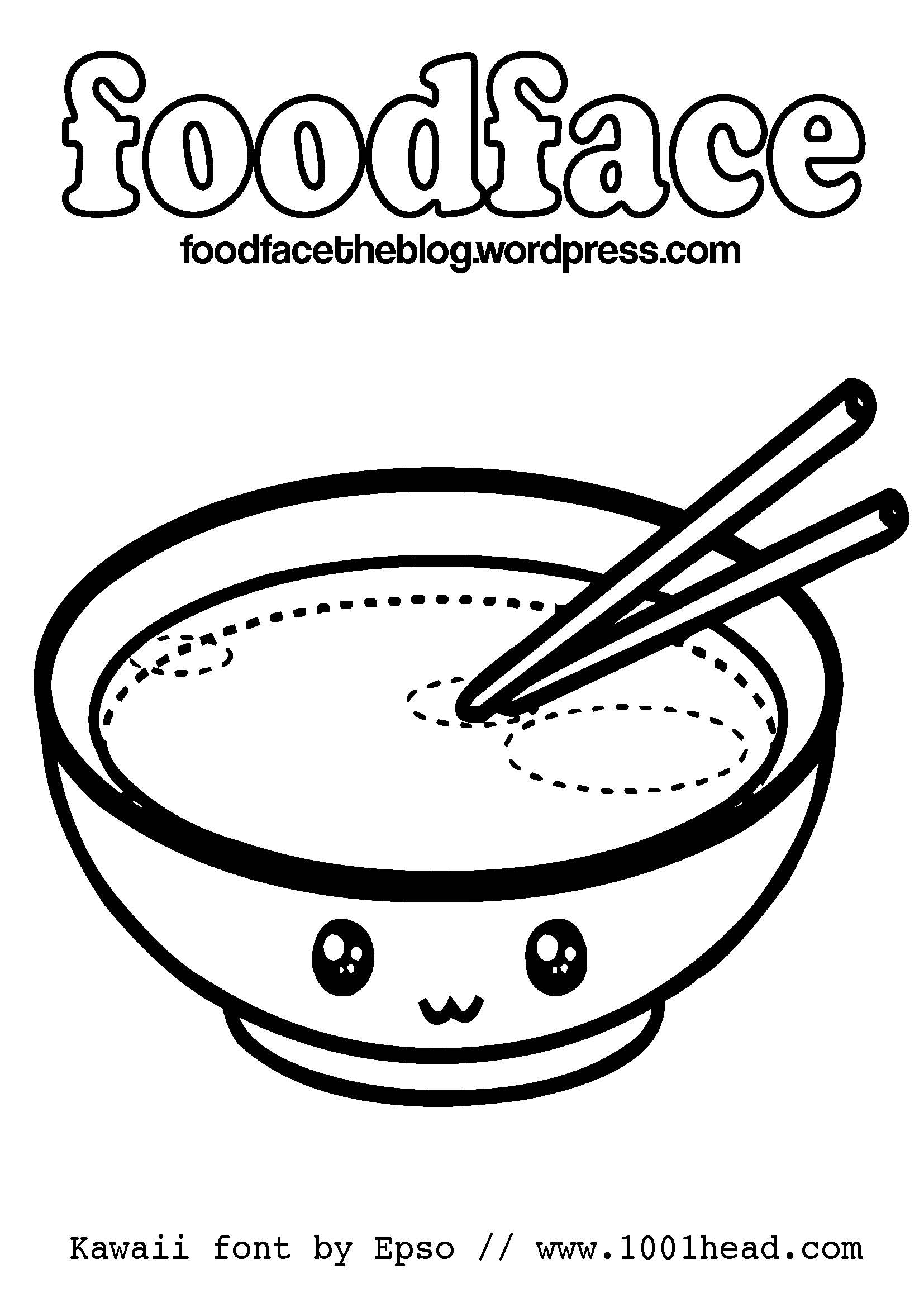 coloring cute food pictures foods doodle coloring page printable cutekawaii coloring food coloring pictures cute