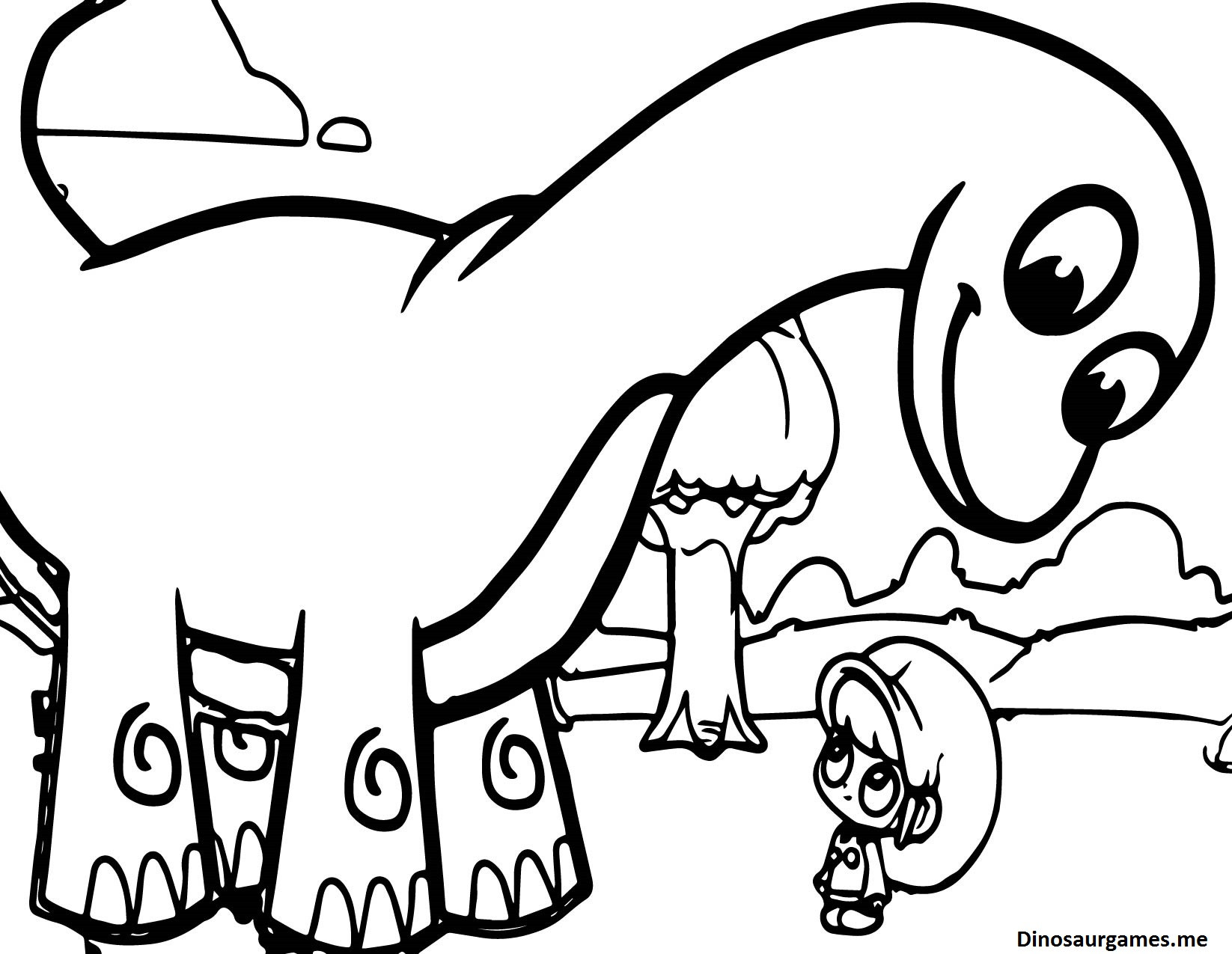 coloring dinosaurs coloring pages dinosaur free printable coloring pages coloring dinosaurs 1 2