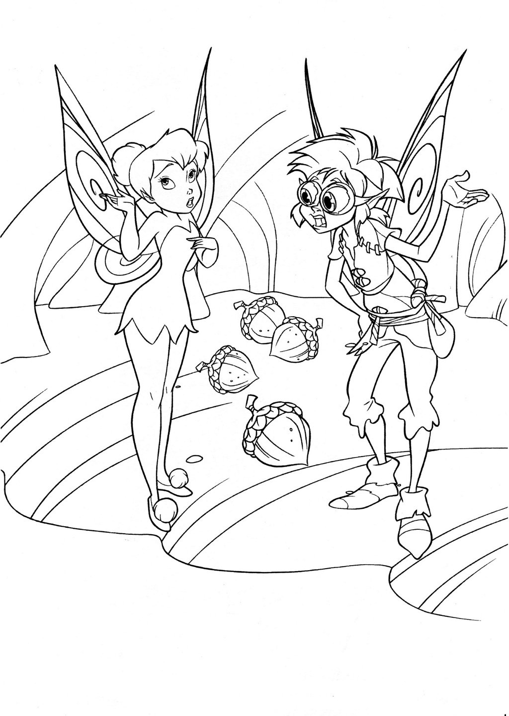 coloring disney fairies printable disney fairies coloring pages for kids cool2bkids disney coloring fairies