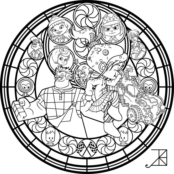 coloring disney mandala coloring pages for adults disney at getcoloringscom disney coloring mandala