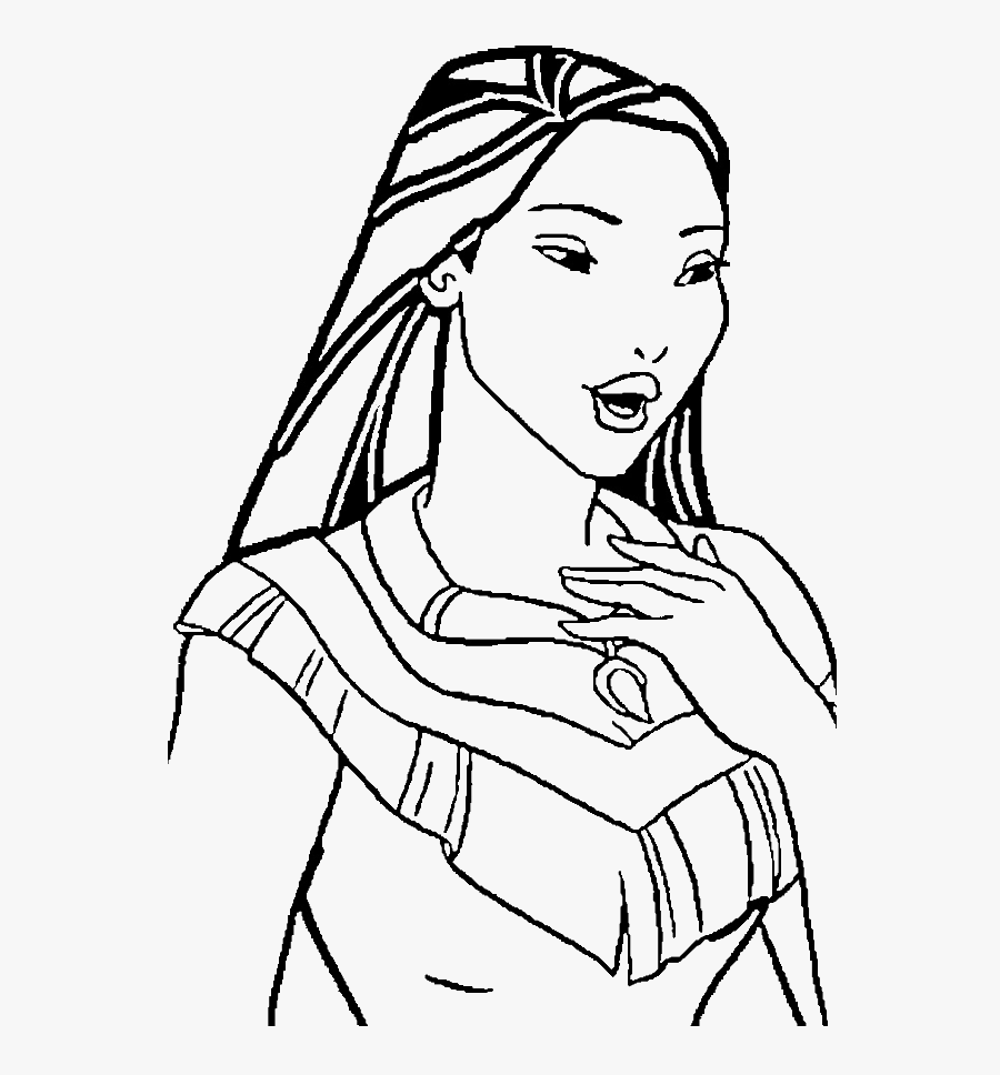 coloring disney princess clipart black and white princess pocahontas coloring pages pocahontas clipart clipart princess coloring disney and black white