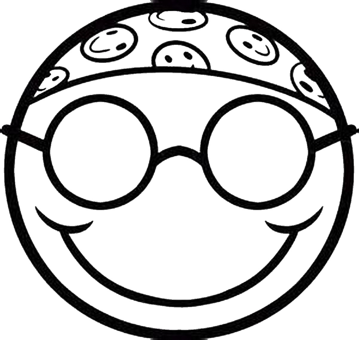 coloring emoji faces awesome two tooth face emoticon coloring page coloring faces coloring emoji