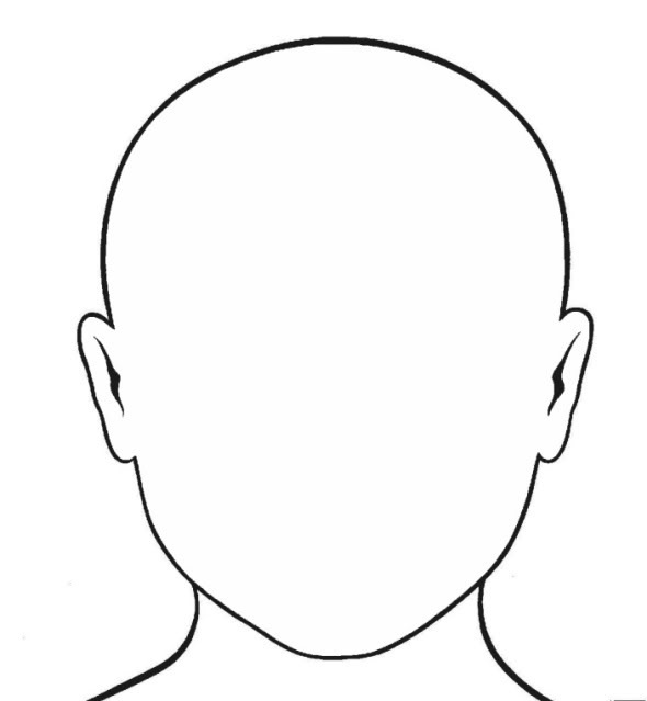 coloring face template free boy face template download free clip art free clip coloring face template
