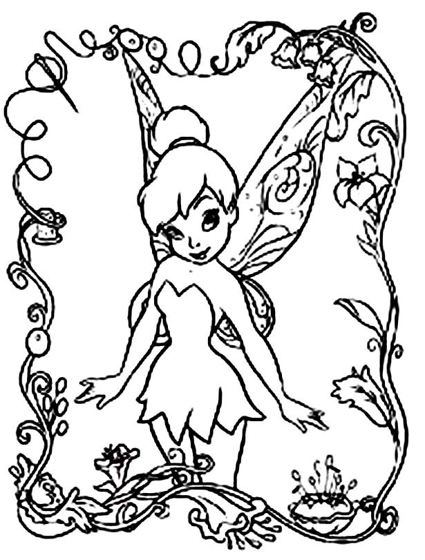 coloring fairies for kids free printable disney fairies coloring pages for kids coloring fairies kids for 1 1