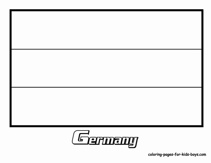 coloring flag germany flag germany flags coloring pages for kids to print color germany coloring flag