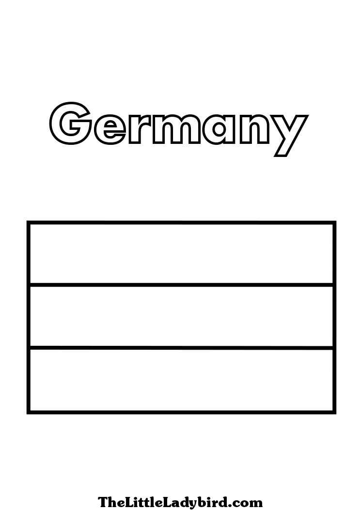 coloring flag germany the flag of germany coloring pages to print flag coloring germany flag