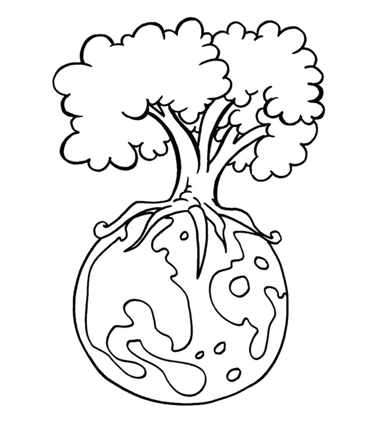 coloring for kids nature kids nature drawing at getdrawings free download nature kids for coloring